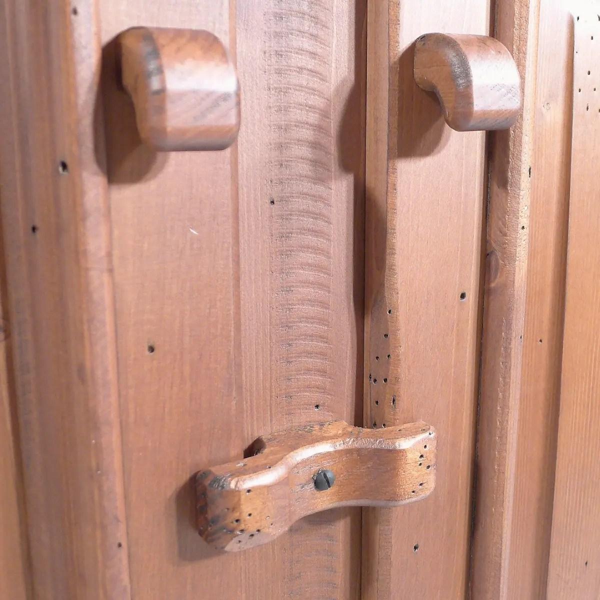 Aparador rstico de madera pequeo Ecorstico venta de muebles