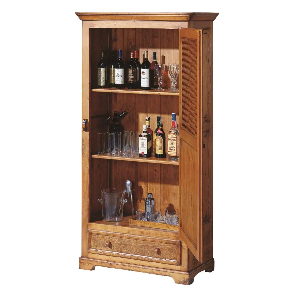 Armario recibidor rstico de madera Ecorstico venta de muebles