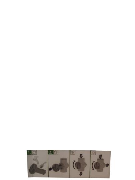 1 Hemel- Regenwater buisfilter, super fijn 3