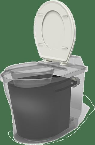 4 Nature-loo NL2 Composttoilet ACTIE nu Gratis met houtsnippers 2