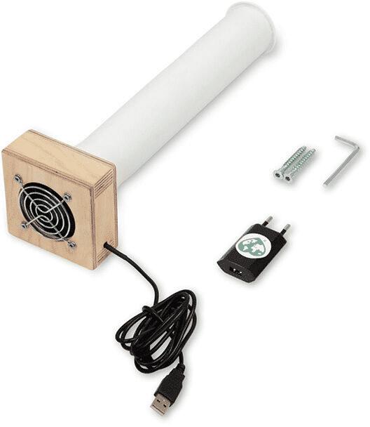 Trobolo® elektrisch afzuigsysteem 4