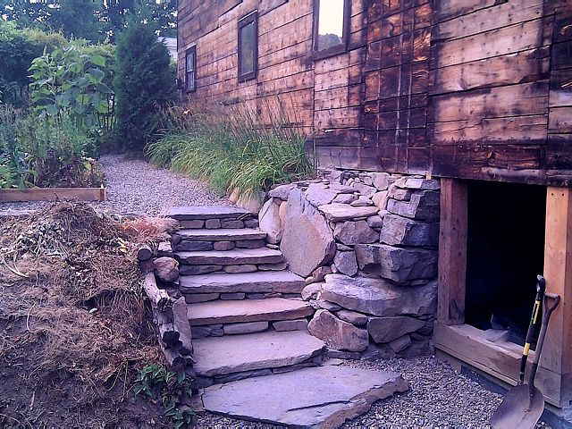 Goshen steps
