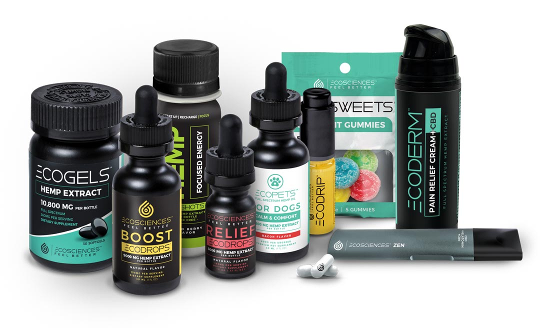 Trust Full Spectrum Hemp Products