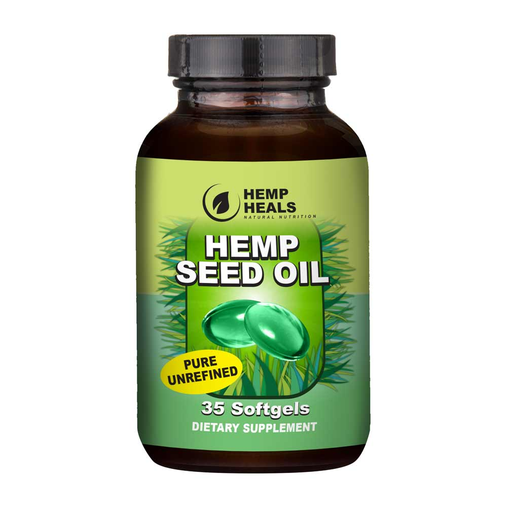 Avoid Hemp Seed Oil