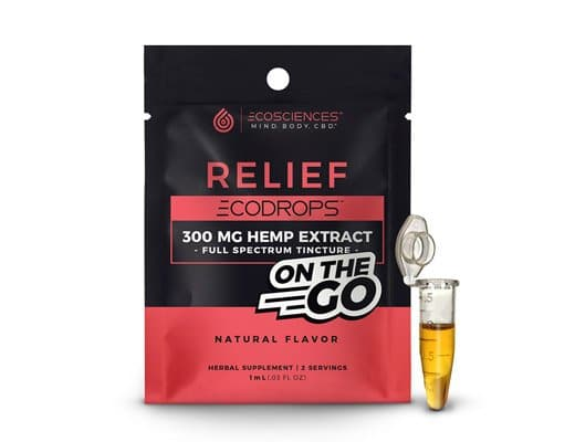 Travel Size Pain Relief CBD