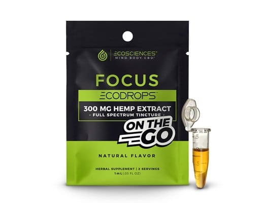 Travel Size Brain Focus CBD