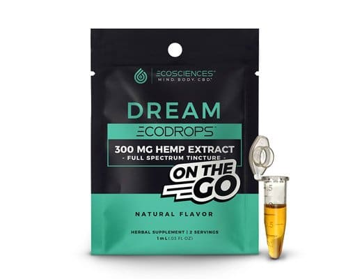 Travel Size Sleep Aid CBD