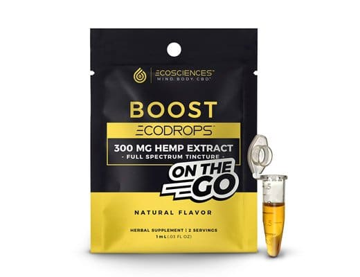 Travel Size Energy Boost CBD