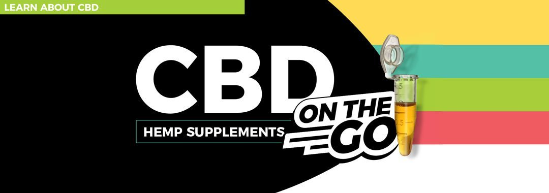 On The Go CBD Tinctures