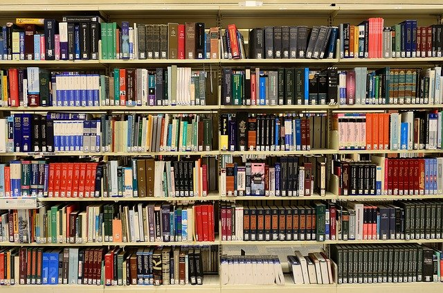 Books for sources of information