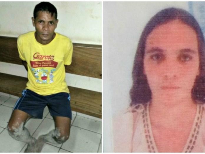 Lucimar confessou que estuprou e matou dona de casa, em seguida matou bebê de seis meses.