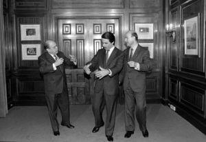 Pujol, Aznar y Durán