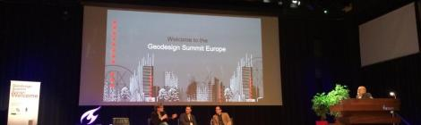 Geodesign summit - Using GIS to build safer, smarter and more resilient communities