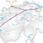 Mit der Swissmetro in 15 Minuten von Bern nach Zürich