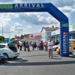 3800 Elektrofahrzeuge schafften Weltrekord auf der World Advanced Vehicle Expedition