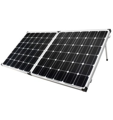 250W Folding Monocrystalline Solar Panel (12 volt)