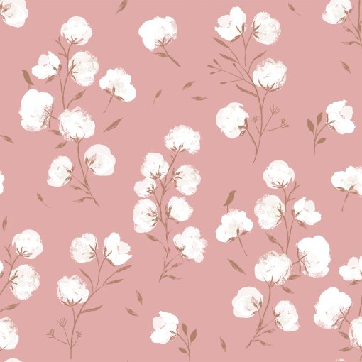 SH2 Soft Shell Cotton Flower