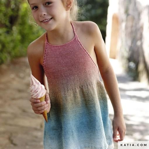 Harmonia vestido niña