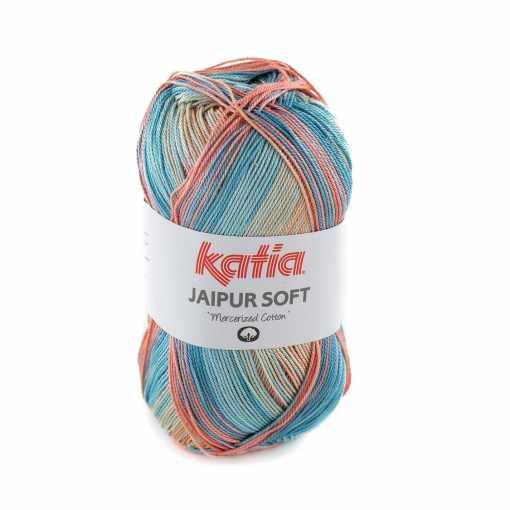 lana-hilo-jaipursoft-tejer-algodon-peinado-gaseado-y-mercerizado-azul-agua-gris-piedra-rosa-primavera-verano-katia-104-fhd