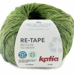 lana-hilo-retape-tejer-poliester-reciclado-de-botellas-de-plastico-algodon-pistacho-primavera-verano-katia-207-fhd