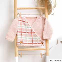 chaqueta bebe knitting_2021-primavera verano
