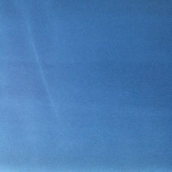 tela patchwork mascarillas liso azul aciano