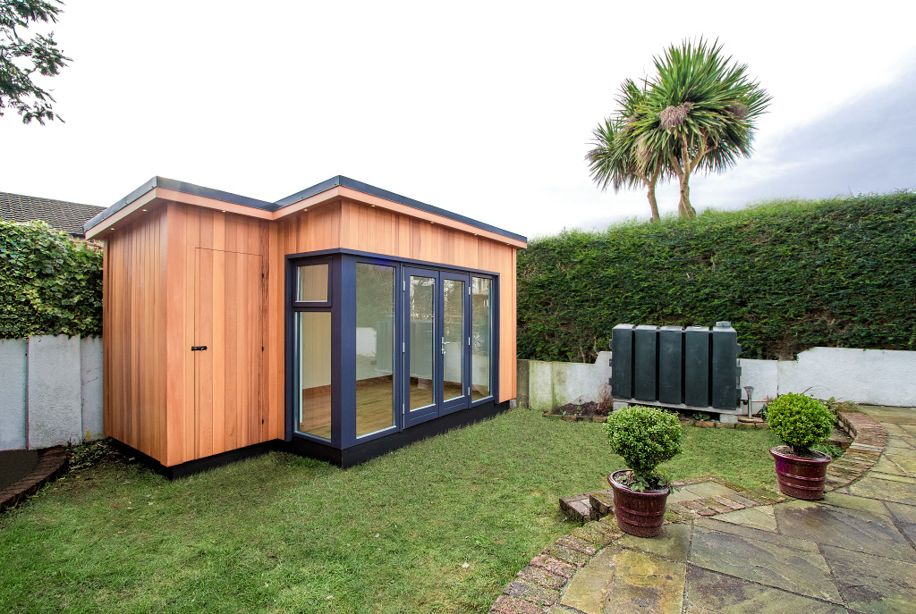 Garden Rooms Design Ideas Garden Room Plans ECOS Ireland