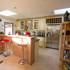 Kitchen Renovation Cost Seat Covers For Chairs House Extension, And Attic Conversion. Foxrock ...