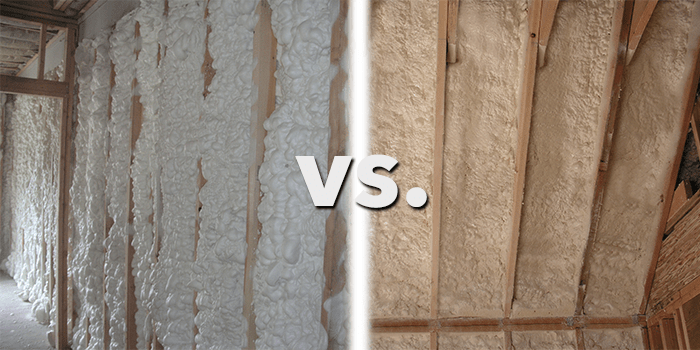 The Difference Between Open-Cell and Closed-Cell Spray Foam Insulation