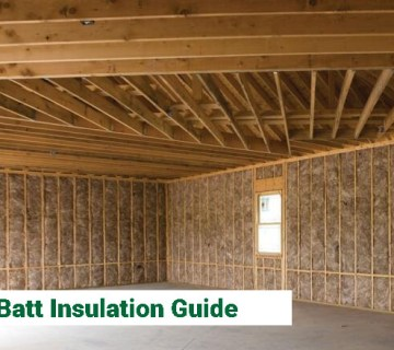 Batt Insulation Guide for 2021