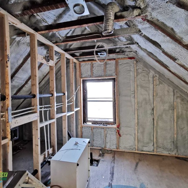 Spray Foam Insulation 3