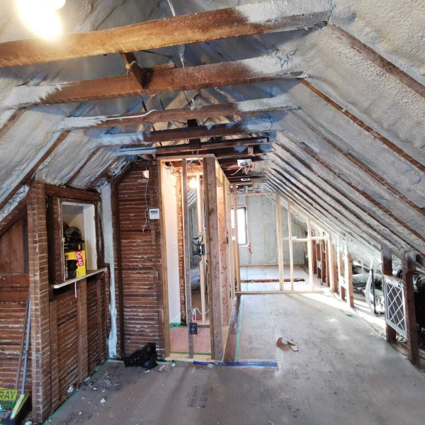 Spray Foam Insulation 6