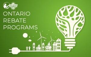 Ontario Rebate Programs