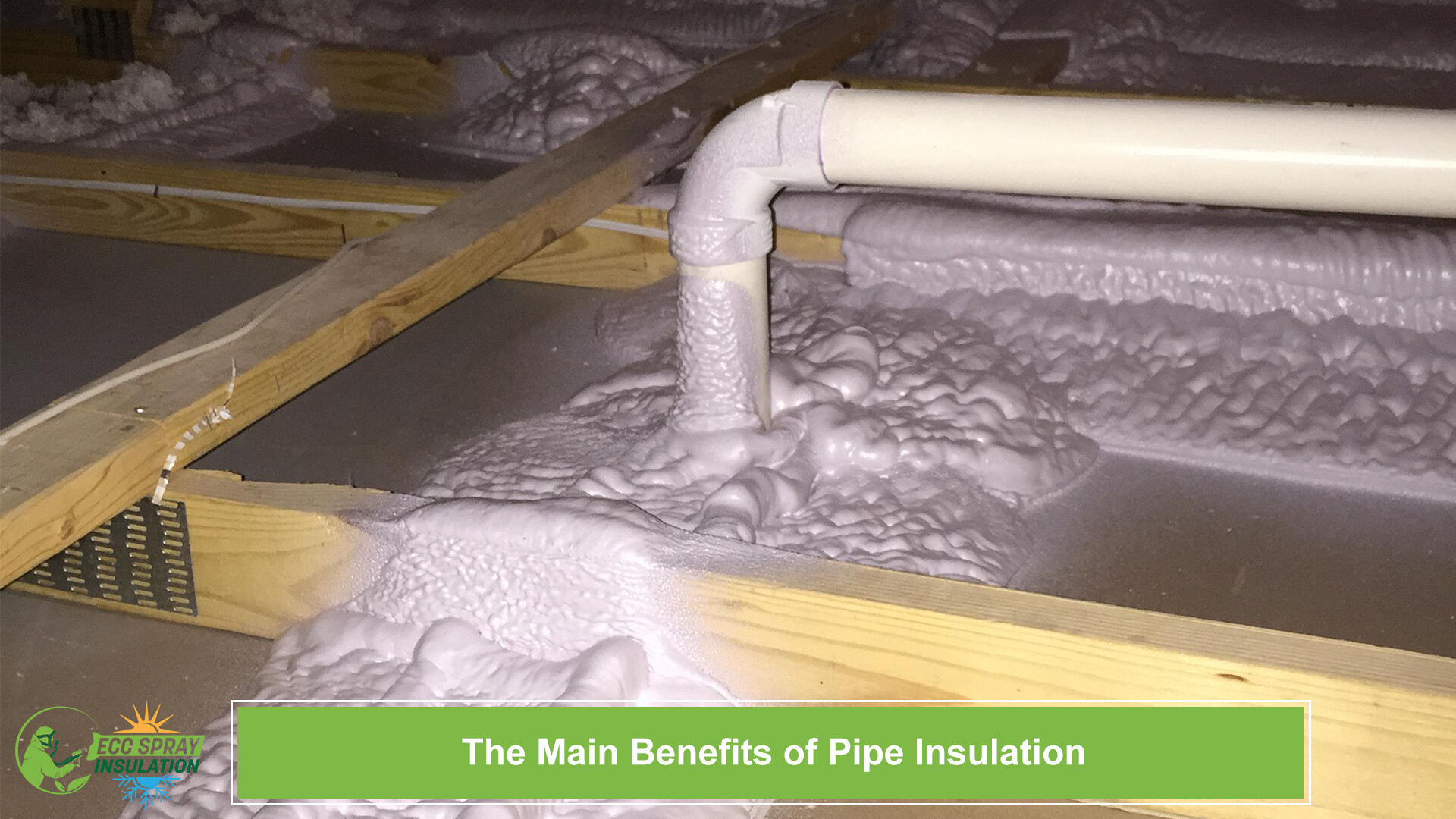 The Main Benefits of Pipe Insulation