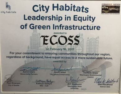 Our multicultural outreach increases access to green stormwater infrastructure for diverse communities.