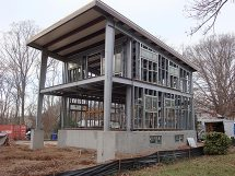 Metal Building Home Steel Frame