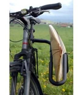 surfboard racks fixation for bikes