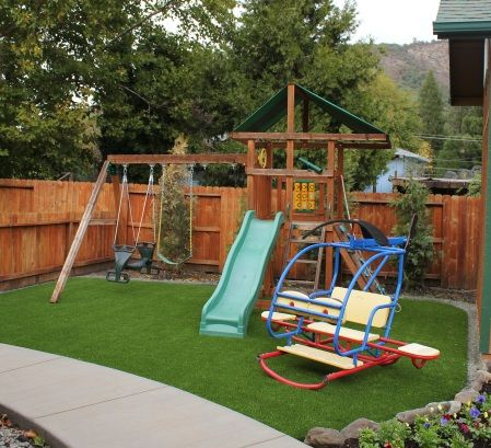Artificial Grass Play Areas Eco Synthetic Grass