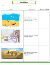Earth Science Worksheets Downloads