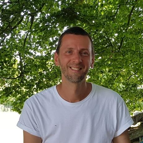 Craig at Avebury 2020