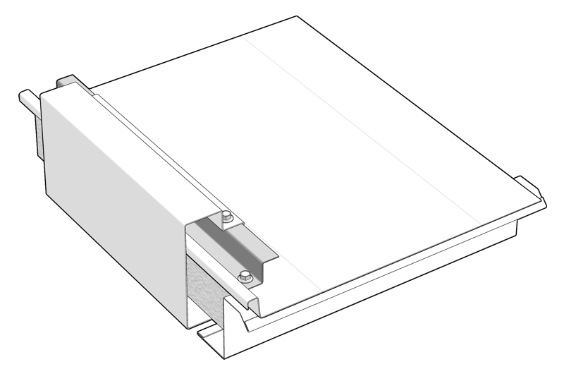 Termopanel Zip detalle remate