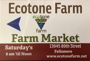 Ecotone Farm Market Open For The Season
