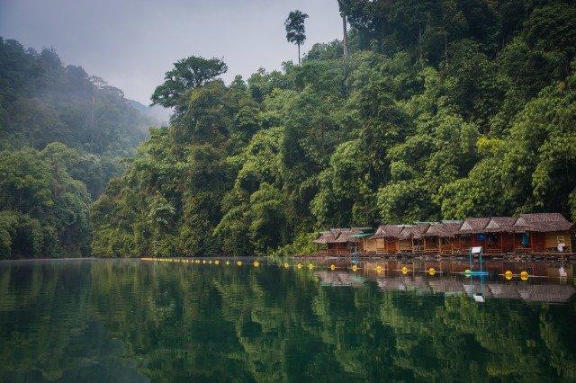 rio en Sudeste de Asia