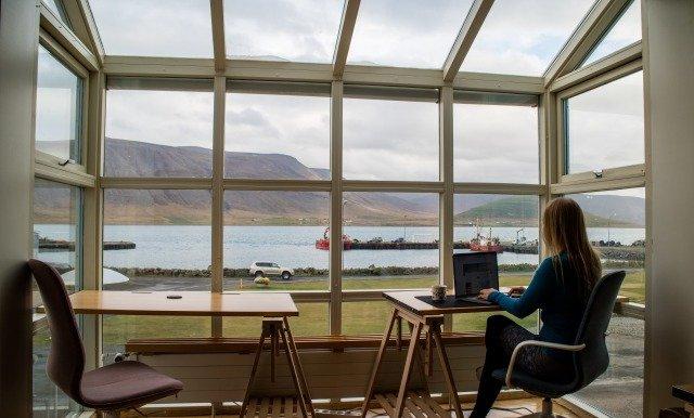 remote work destination