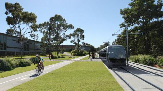 Could Light Rail one day become the way you commute to Parramatta?