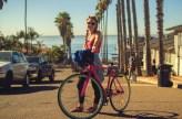 ciudad en bici