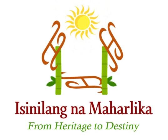 Isinilang na Maharlika Logo transparent NEW