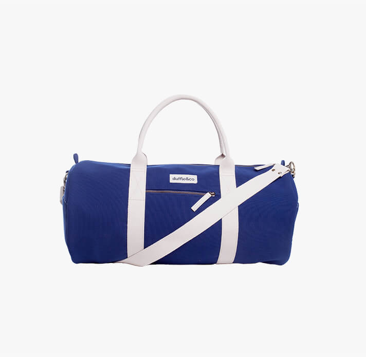 Duffle & Co The Brittain Duffle Bag Sustainable Fashion New Zealand