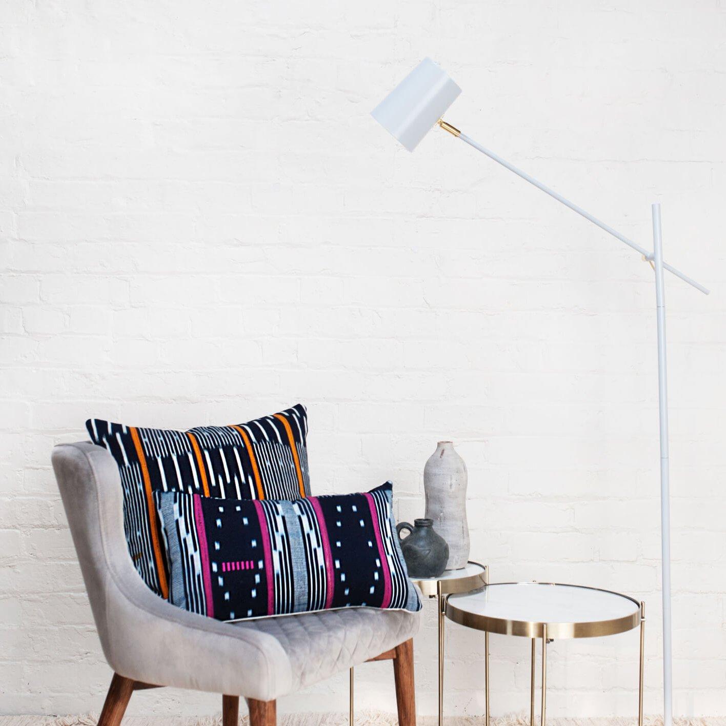 Needs More Cushions Ethical Fashion New Zealand Korhogo lumbar cushion