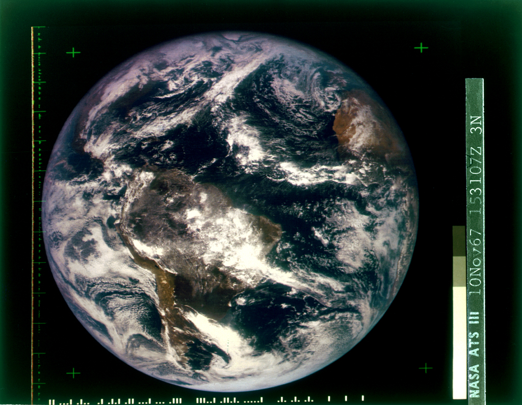 The Black And Blue Marble 10 Whole Earth Views From Space